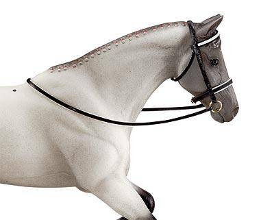 breyer - dressage bridle on lovemypets.com