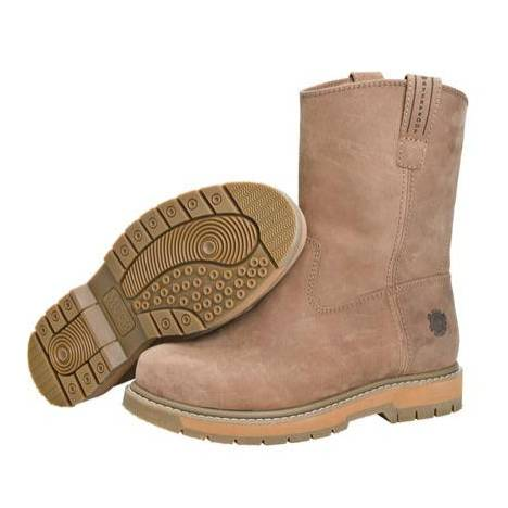 Muck Boots Wellie Classic 10'' 100% Waterproof Leather Work Boot