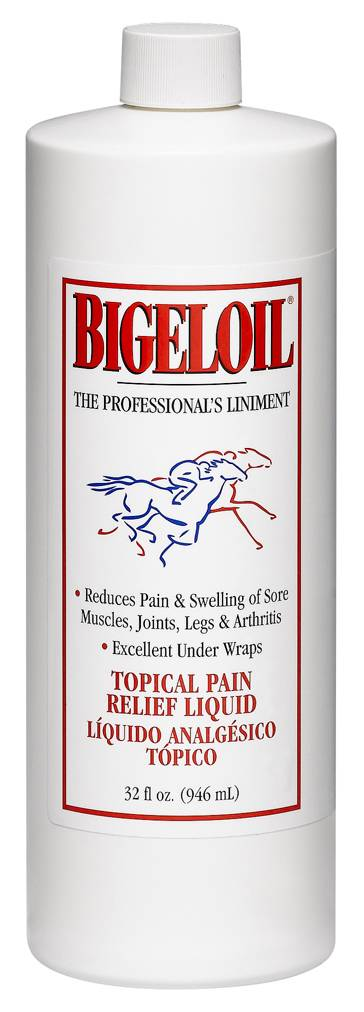 Bigeloil Topical Pain Relief Liquid