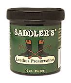 Saddler's Preservative