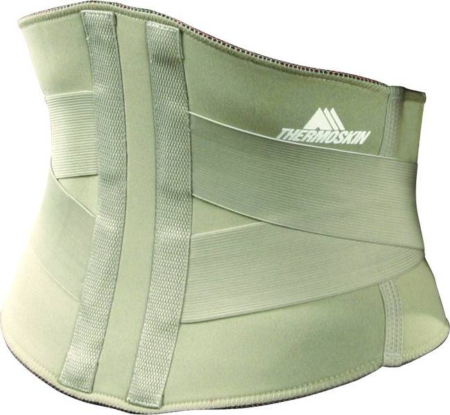 EquiFit ShouldersBack - Thermoskin Lower Back Brace