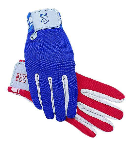 SSG Polo/Team Roper Glove - Right Hand