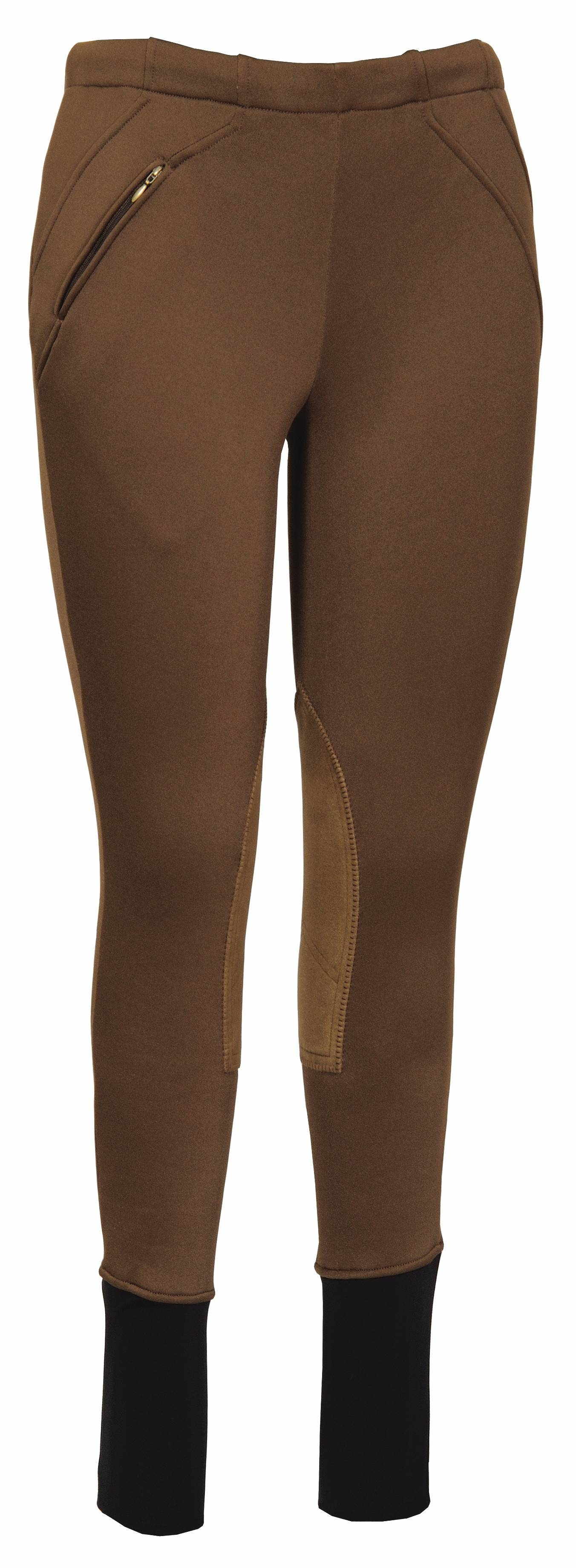TuffRider Ladies Comfort Unifleece Breech