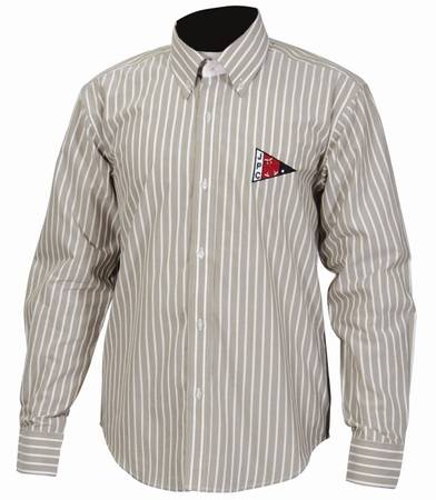 JAIPUR POLO Men's Ascot Button Down Shirt