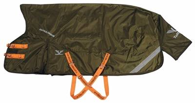 1200D Outer Armor Heavy Weight Turnout Blanket