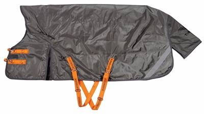 1200D Outer Armor Medium Weight Turnout Blanket