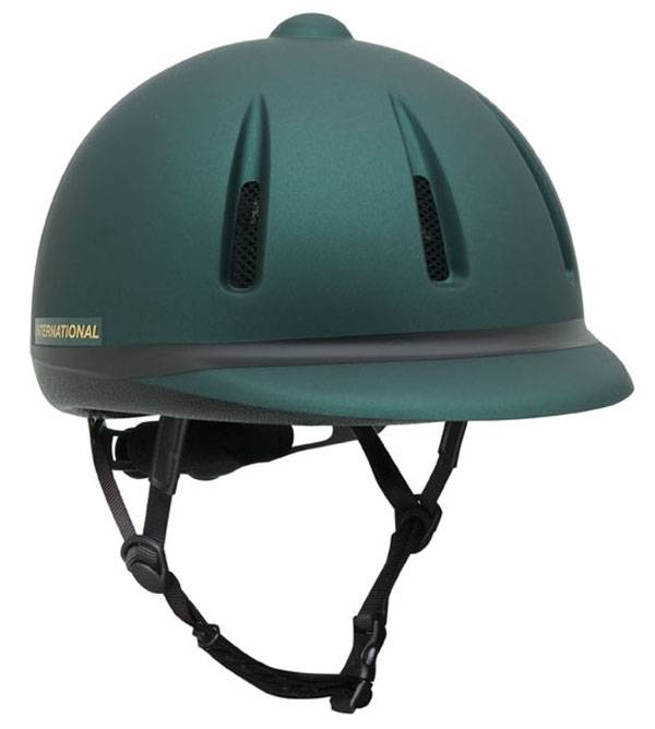 IRH Air-Lite Dura Soft Touch Riding Helmet