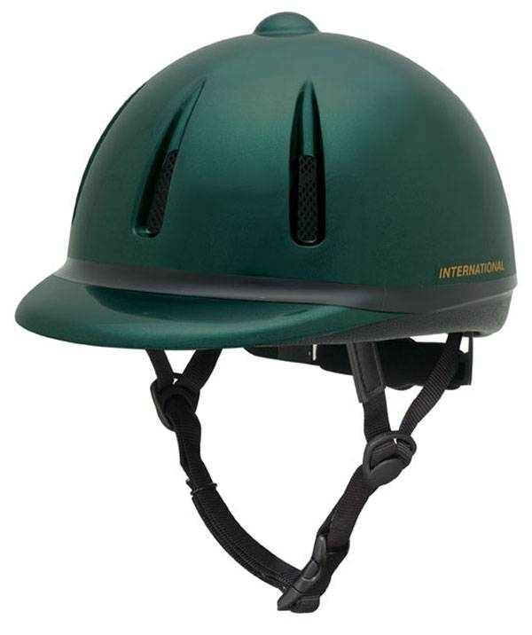 IRH Air-Lite Shiny Finish Riding Helmet