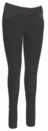 OPEN BOX ITEM: Equine Couture Sportif Breeches With Cs2 Bottom