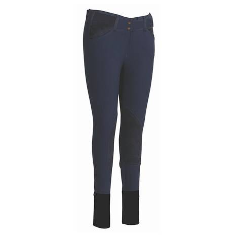Equine Couture Ladies Sportif Schooling Breech With CS2 Bottom