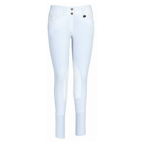 Equine Couture Ladies DS Knee Patch Breech