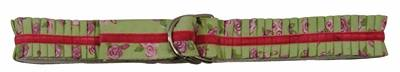 Equine Couture Kids Bindia Ruffled Belt