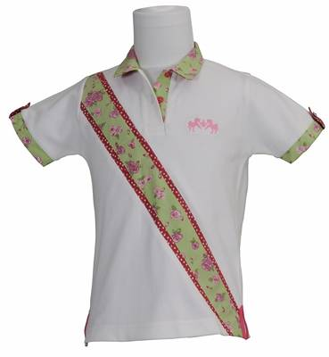 Equine Couture Bindia Polo Shirt