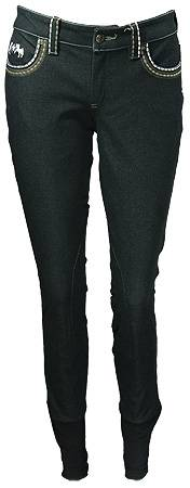 Equine Couture Ladies Jessie Jeans Breech