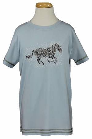 Equine Couture Rosie Short Sleeve Sport Shirt