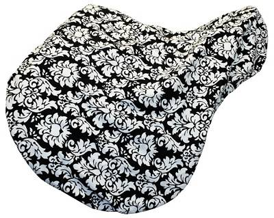 Equine Couture Damask All Purpose Saddle Cover