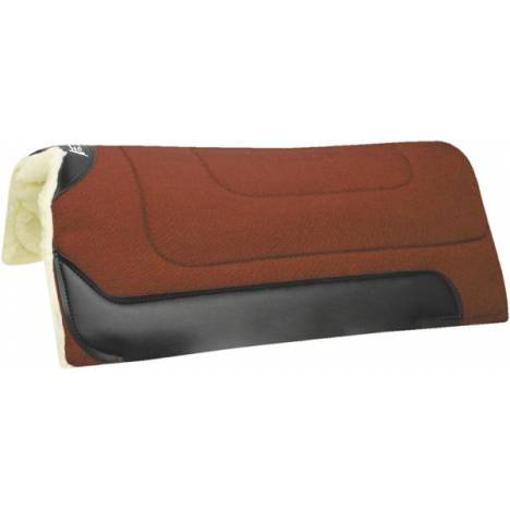 Abetta Cordura Felt Pad with Fleece Bottom