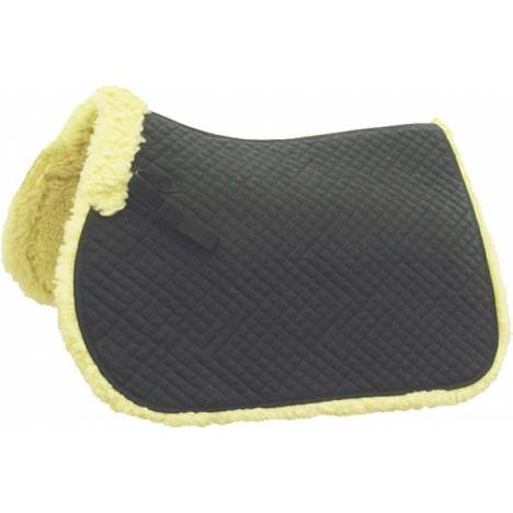 Abetta Fleece-Lined English Pad