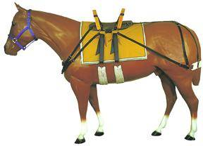 Abetta Humane Pack Saddle