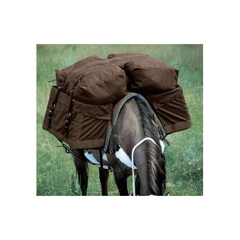 Weaver Pack Saddle Nylon Top-Pack