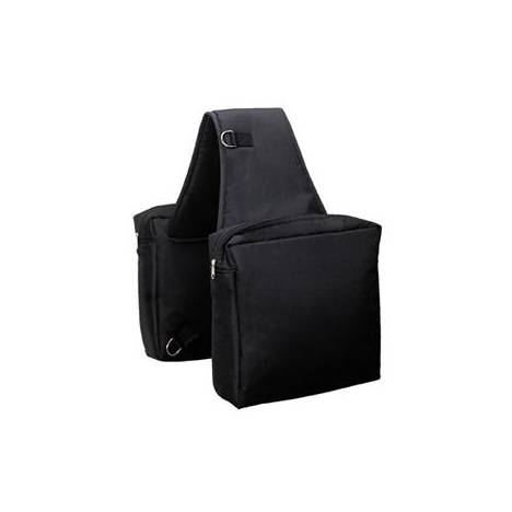 Weaver Heavy-Duty Nylon Saddle Bag