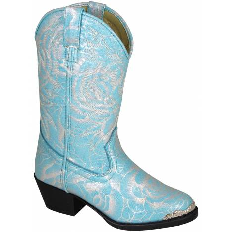 Smoky Mountain Childrens Lexie Boots - Blue