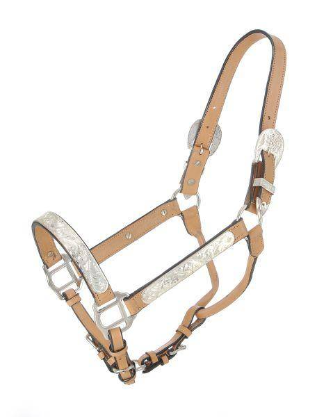 Royal King Silver Bar Show Halter