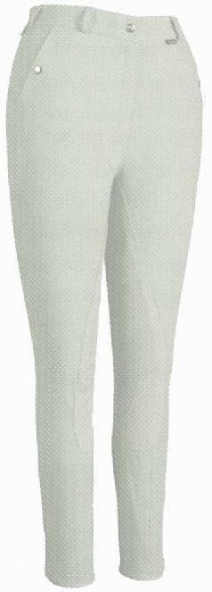 Tuffrider Ladies Plus Size Full Seat Serengeti Riding Breeches