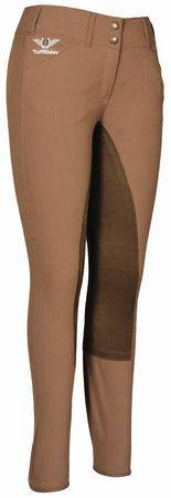 Tuffrider Ladies Piaffe Plus Size Full Seat Riding Breeches