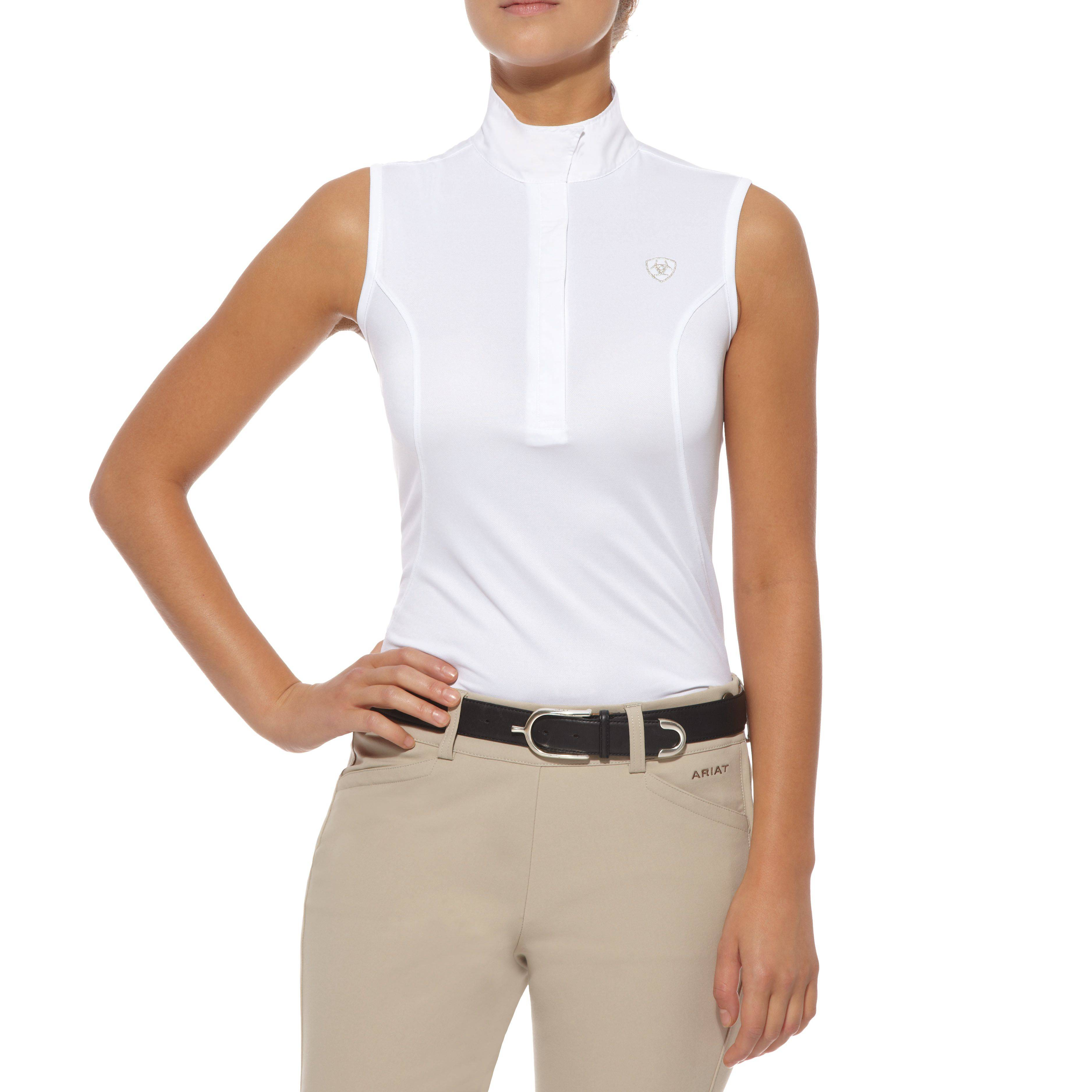 Ariat Ladies 2012 Aptos Sleeveless Show Top