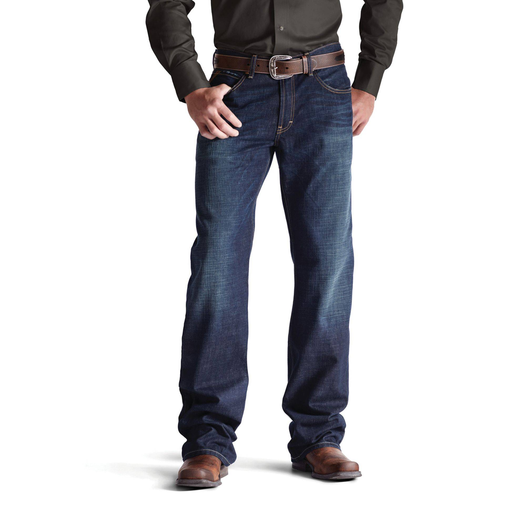 Ariat M4 Low Rise Jeans - Men's