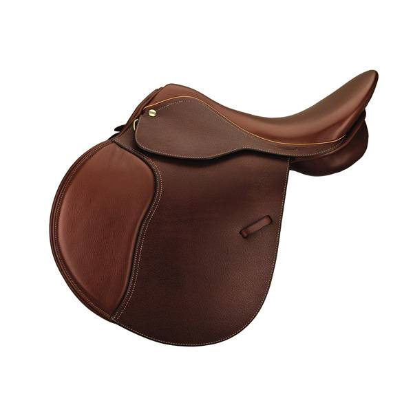 Henri de Rivel Advantage Cross Country Saddle (Flocked)