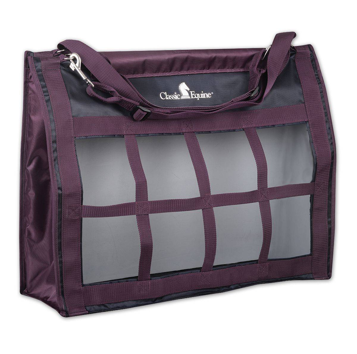 Classic Equine Top Load Hay Bag - Solid Colors