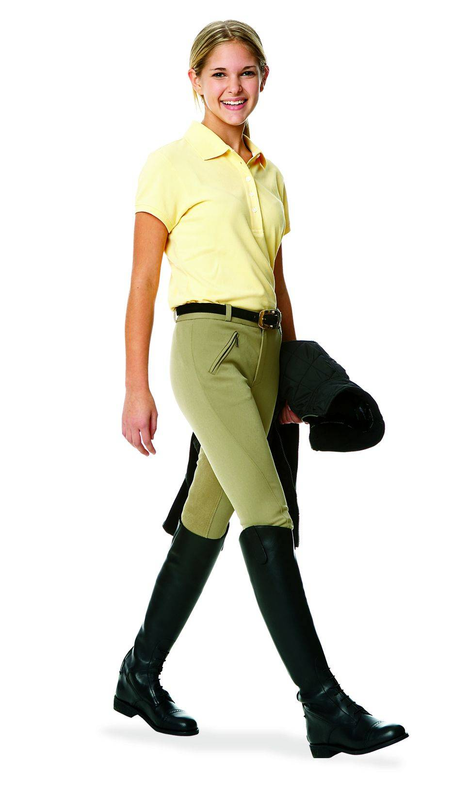 Ovation Kids EuroWeave Riding Breeches