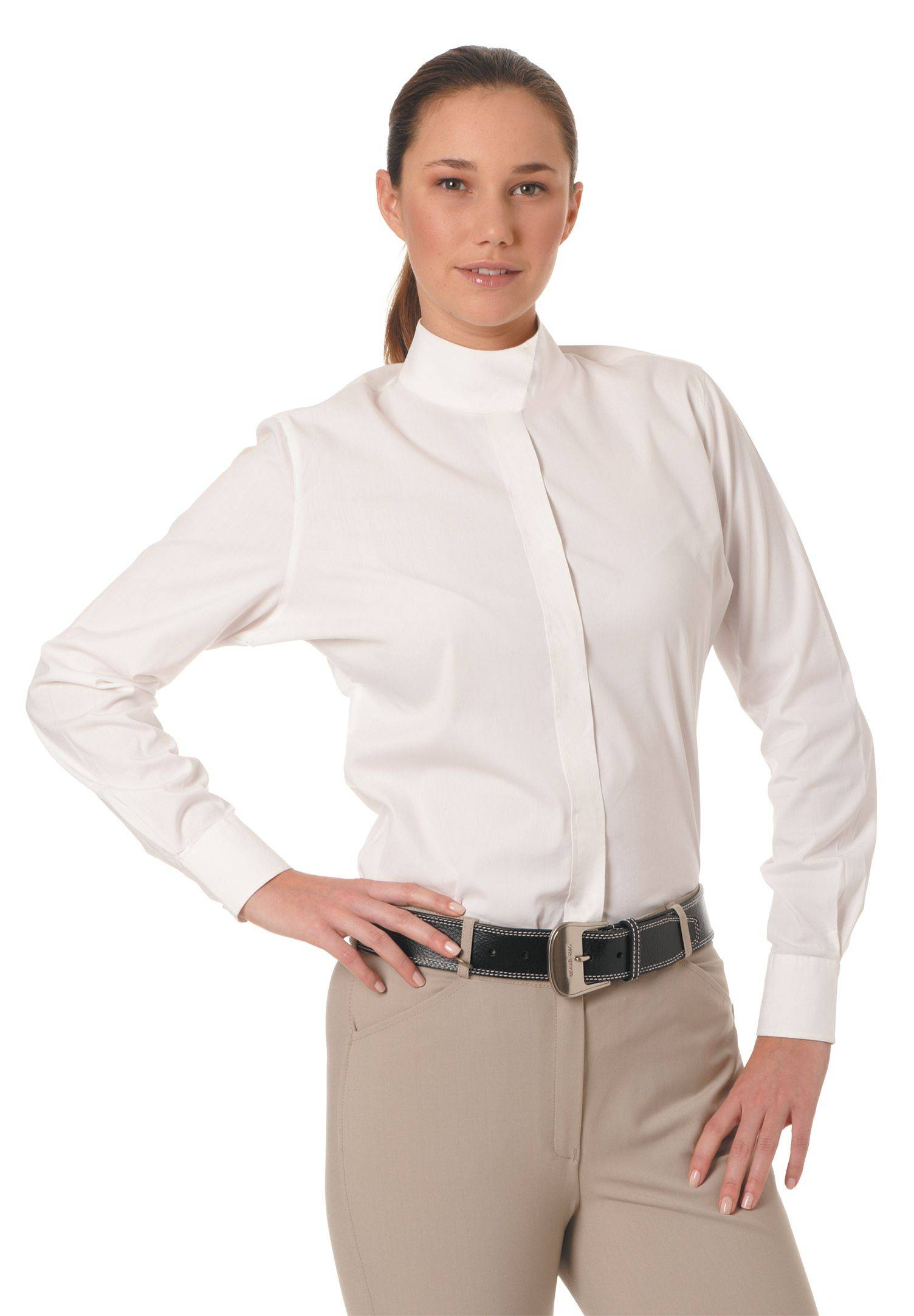 Ovation Ladies Ultra Lite Stretch Show Shirt
