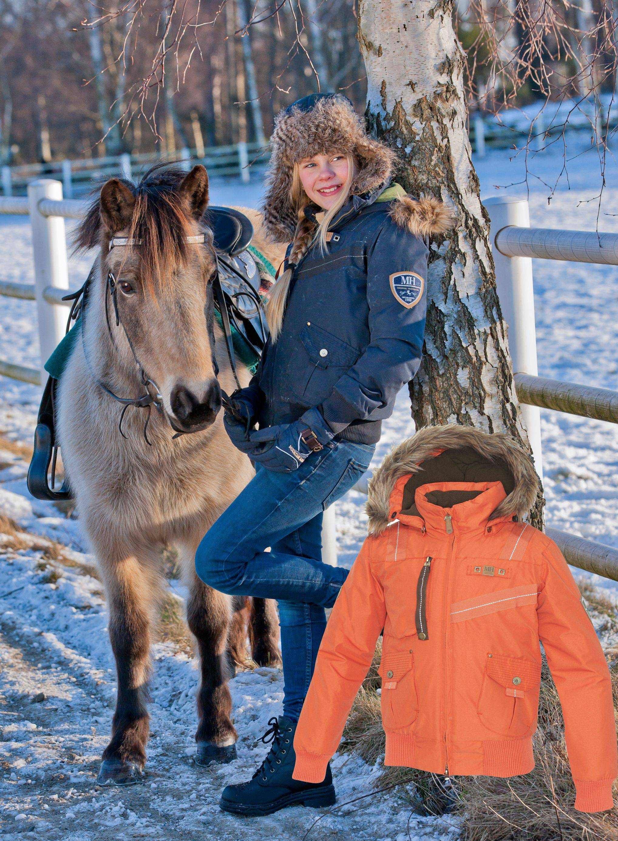 Mountain Horse Kids Burlington Jacket JR