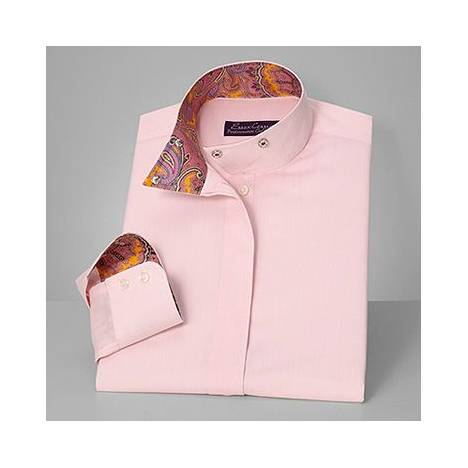 Essex Girls Nips Claremont Wrap Collar Show Shirt