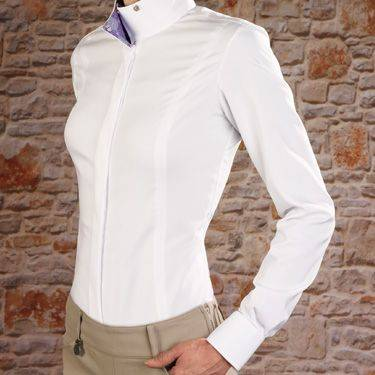 Essex Performance Stella Fitted Show Shirt - Ladies