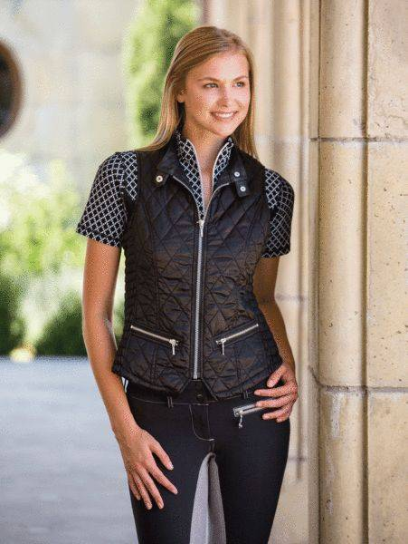 Goode Rider Sport Vest - Ladies