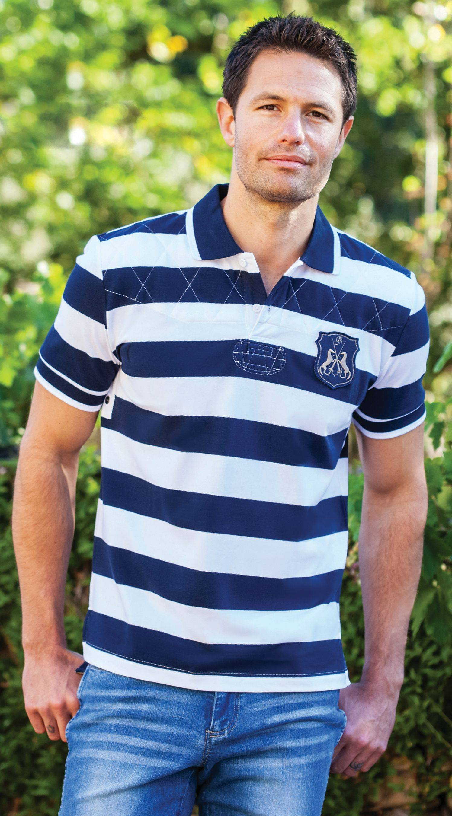 Goode Rider Heritage Polo - Men's