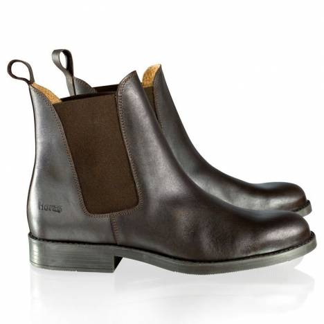 Horze Classic Leather Jodhpur Boots