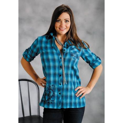 Roper Boyfriend Shirt - Ladies