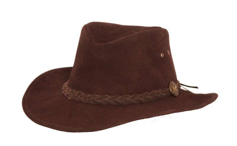 Outback Trading Journeys End Leather Hat