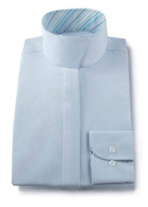 RJ Classics Prestige Wrap Collar Show Shirt - Ladies
