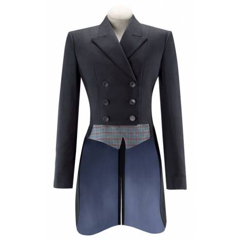RJ Classics Ladies Sterling Shadbelly - Black with Blue Lining