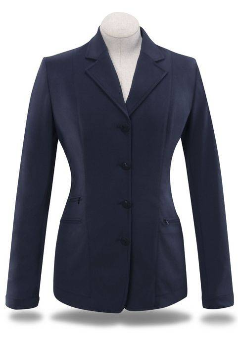 RJ Classics Xtreme Crossover Softshell Show Coat - Ladies, Navy