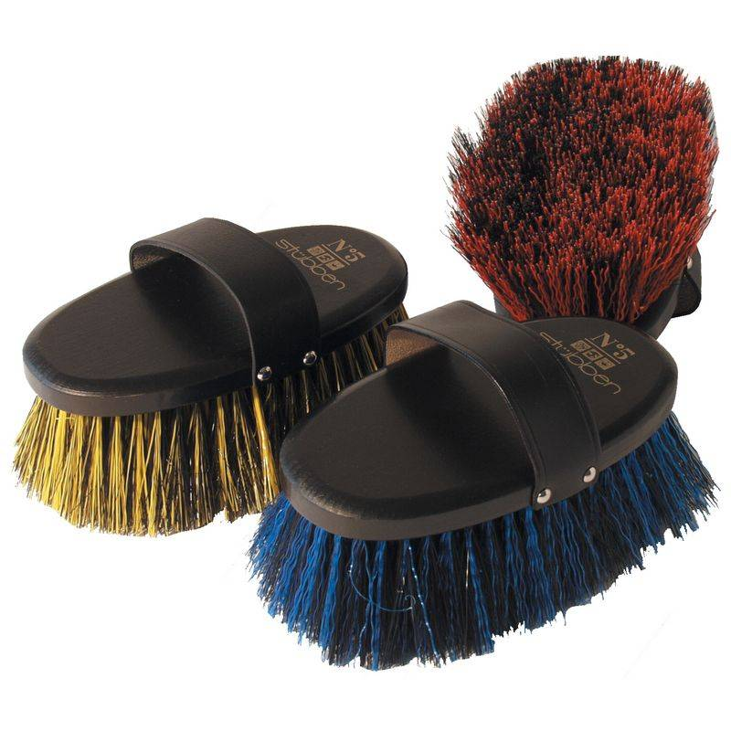 Stubben 2'' Synthetic Soft Bristle Brush
