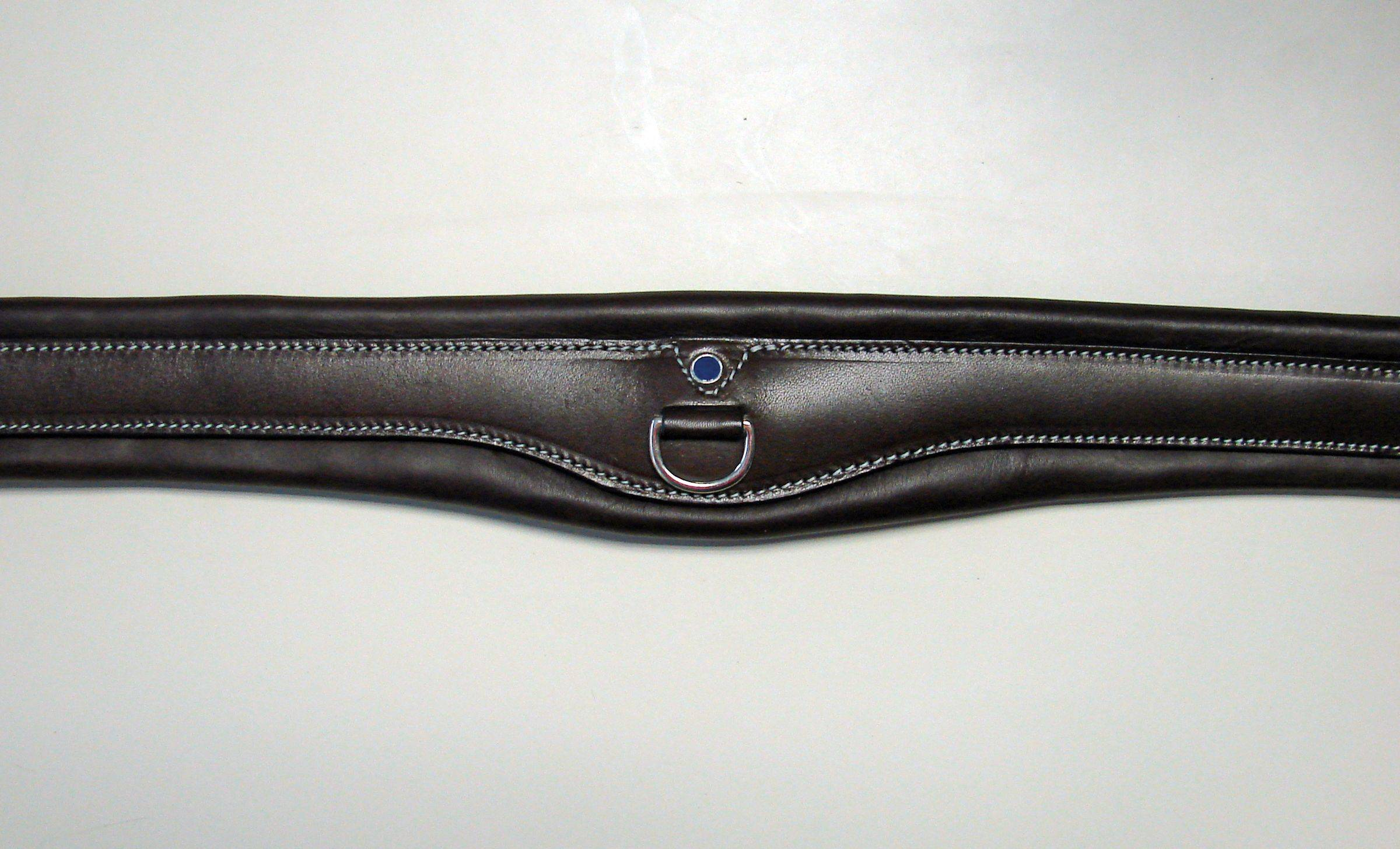 Stubben Deluxe Girth with Triple Elastic End