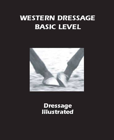 WDAA Basic Level-Western Dressage Tests-Dressage Illustrated