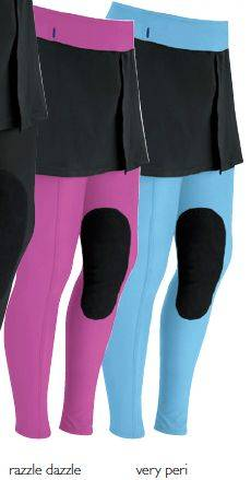 Irideon Issential Miniature Riding Tights - Kids